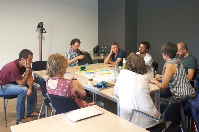 SIMRA workshop in Solsona